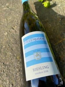 Wein, Weinflasche, Riesling, Wittmann, Rheinhessen, Gutsweine des VDP