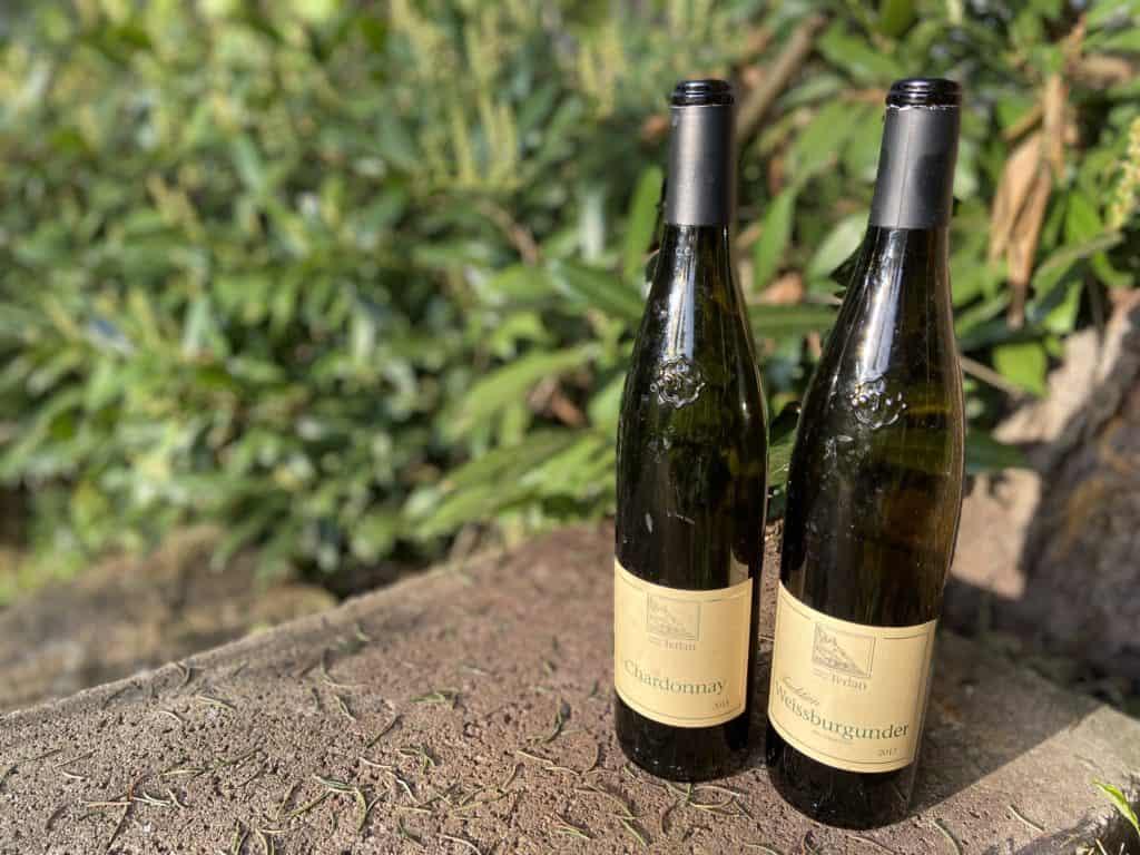 Wein, Weinflaschen, Terlan, Weißburgunder, Chardonnay, Genussinsider, Genuss