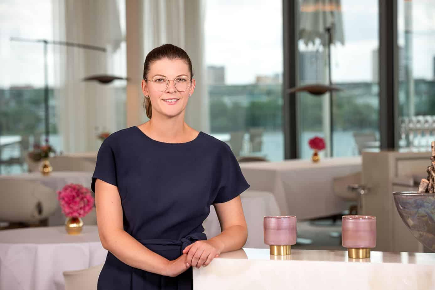 Stefanie Hehn, Sommelier