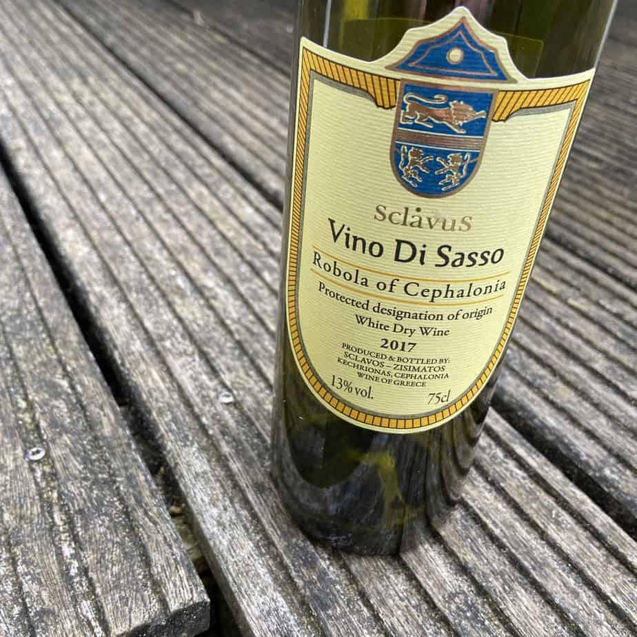 Wein Flasche