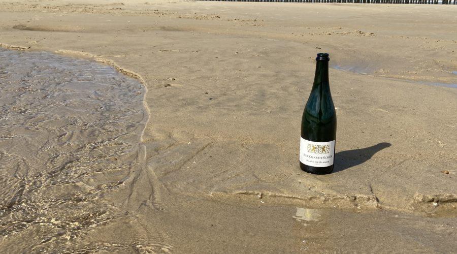 Wein Flasche Weinflasche Sekt Champagner